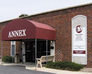 Image of the Milford Annex