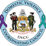 24 Hour Hotline - DVCC logo